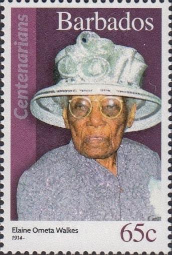 Barbados 9 - Elaine Ometa Walkes