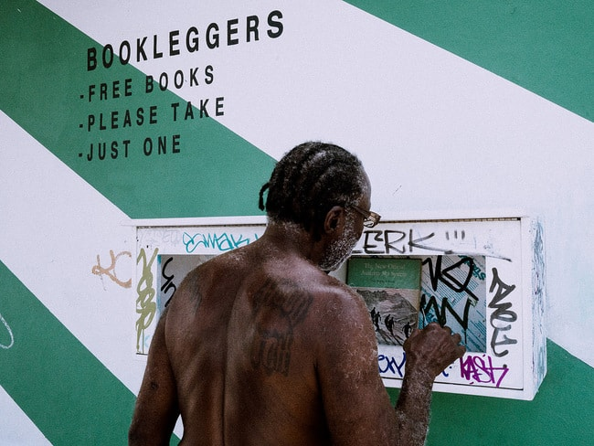 bookleggers
