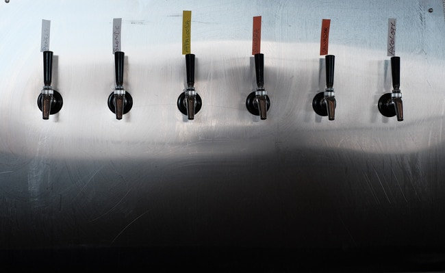 Brewery Taps
