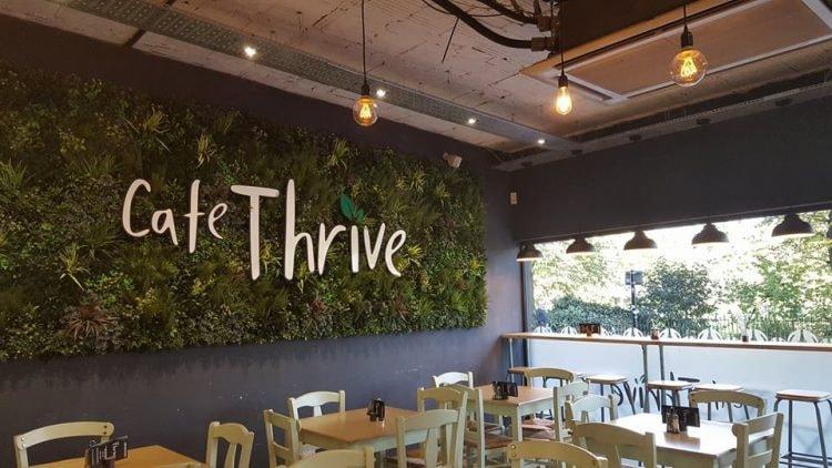 Cafe Thrive Southampton