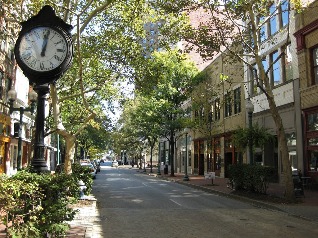 The Coolest Neighborhoods In Charleston West Virginia