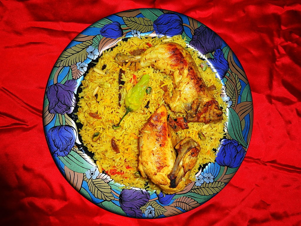 Chicken_Mandi_Rice_مندي_دجاج