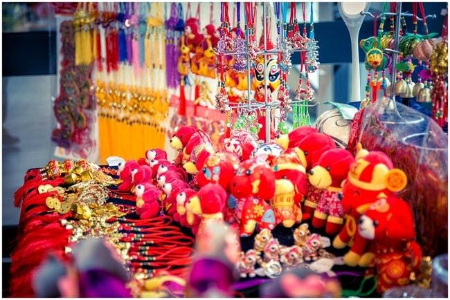 Chinese New Year Market at Bang Bang Oriental
