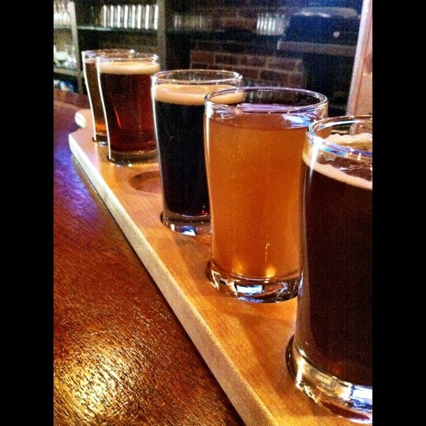 Craft Beer Sampler
