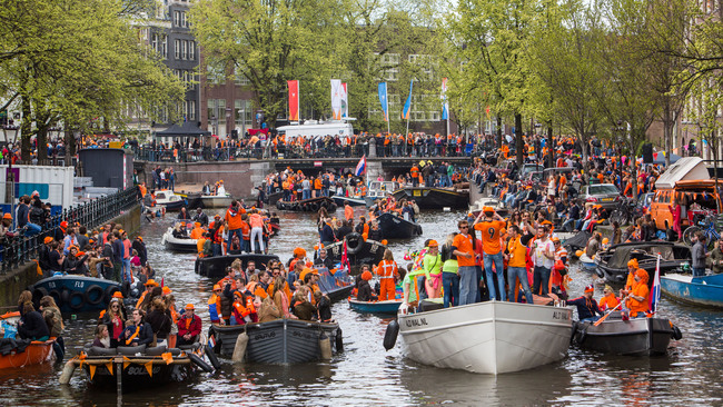 How to Celebrate Liberation Day in the Netherlands