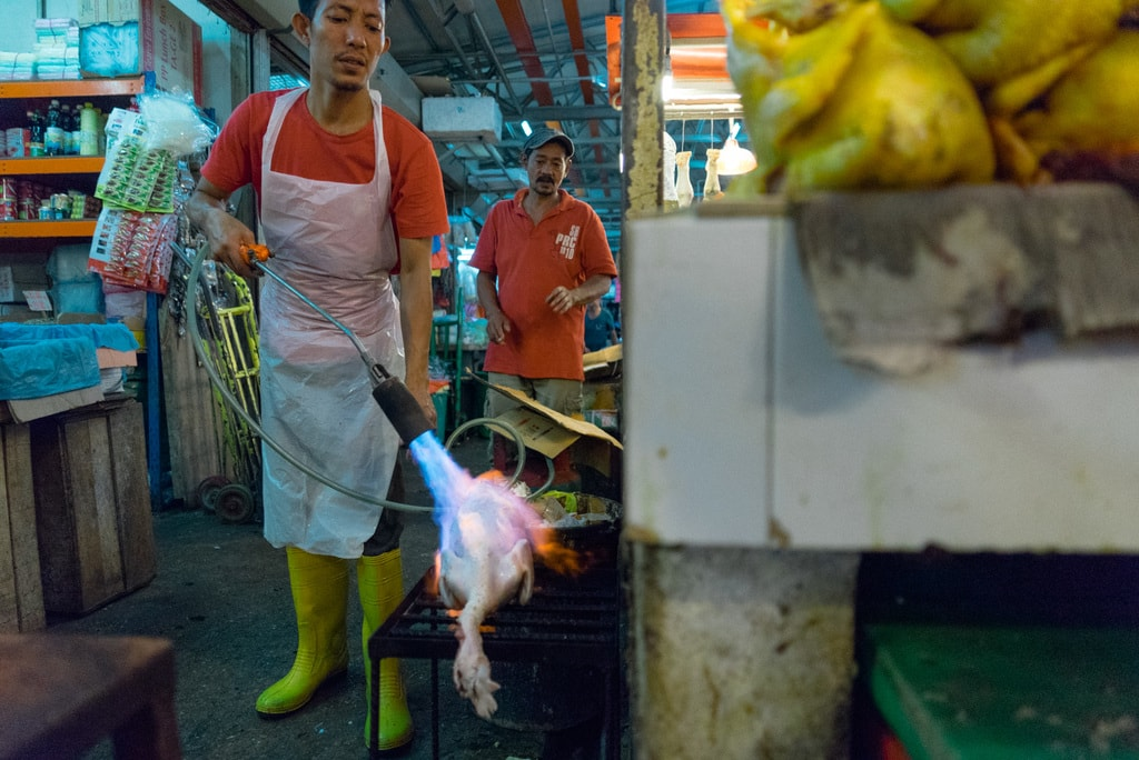 It would be an experience just wondering around the wet market | Irene Navarro / © Culture Trip