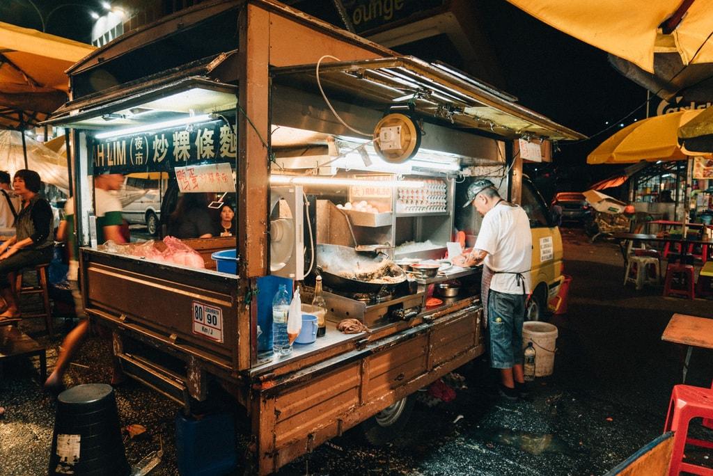 Food are cooked on food trucks like this | Irene Navarro / ©Culture Trip