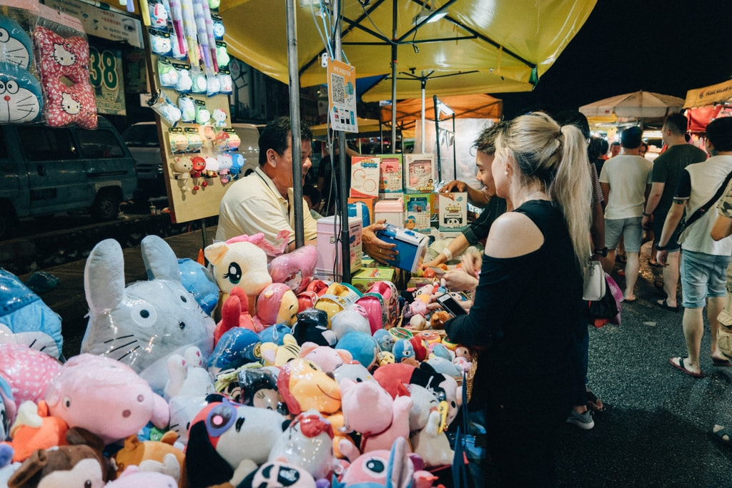 You probably can find almost everything you want in the night market | Irene Navarro / © Culture Trip