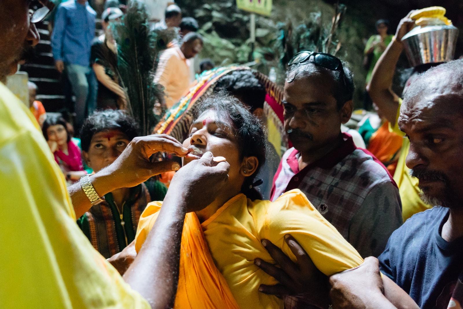 Thaipusam: The Tamil Festival of Hindu Devotion