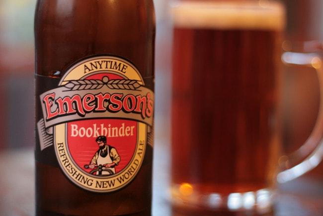 Emerson's Bookbinder