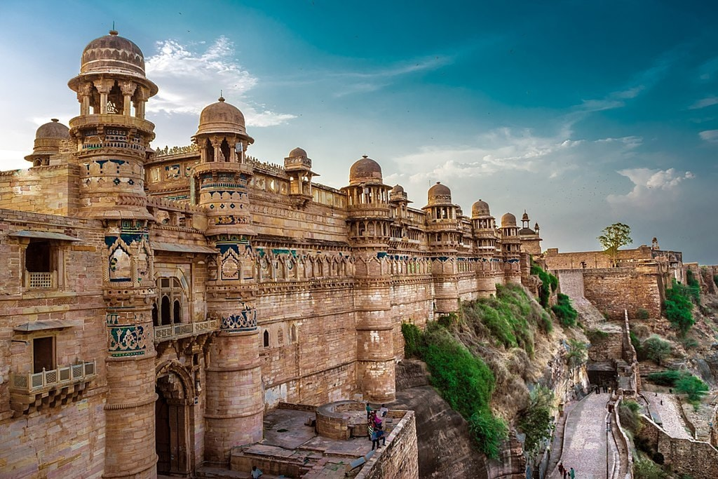 A Brief History of India's Gwalior Fort