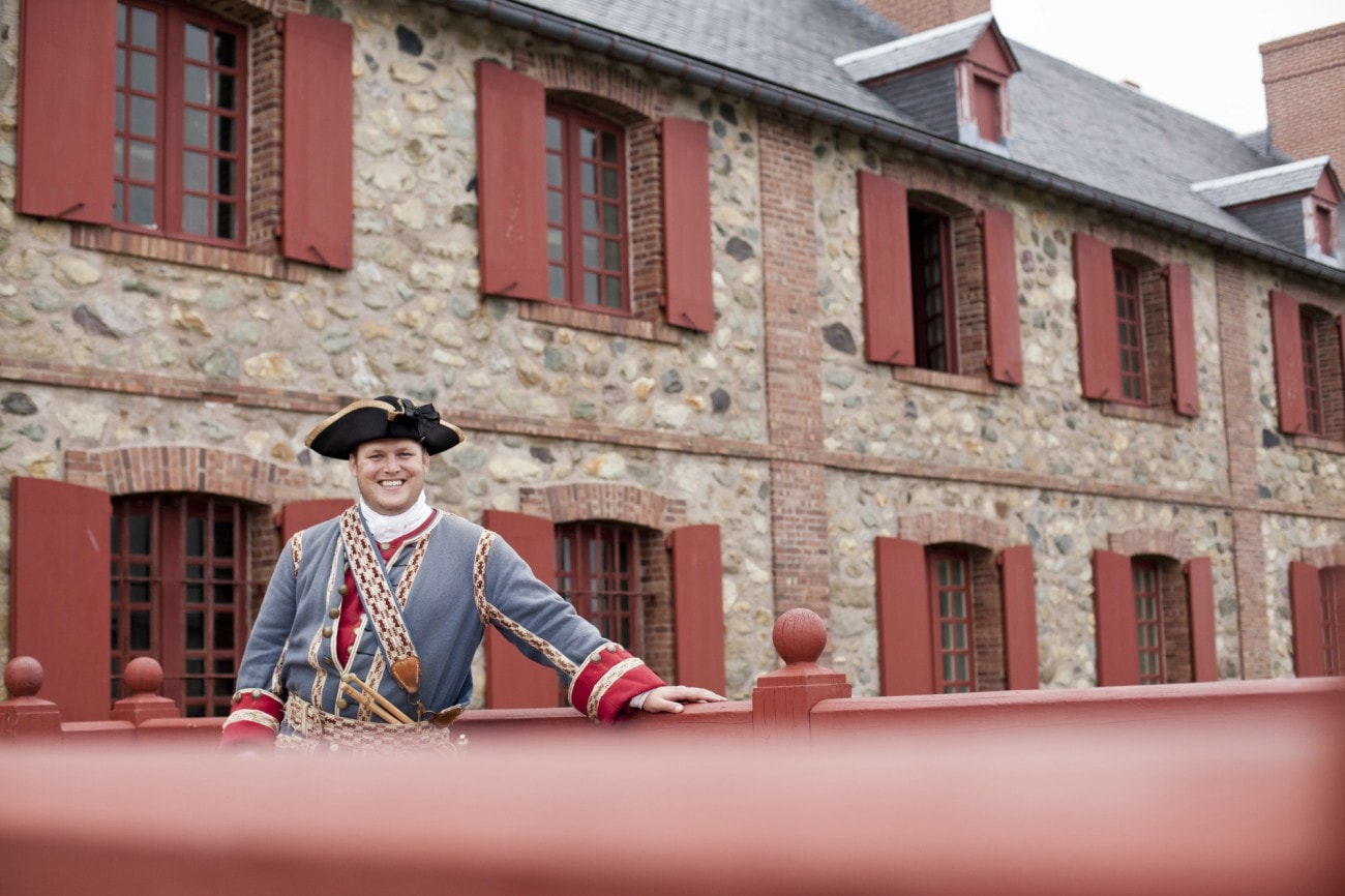 Fortress of Louisbourg Canadian Tourism Commission