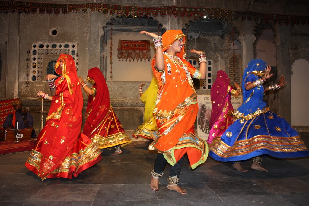 Why Ghoomar Is One Of The World S Best Local Dances