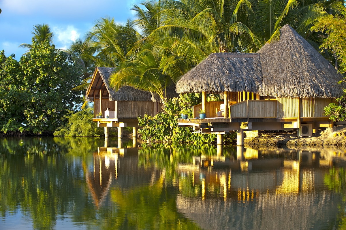 Best spas in French Polynesia