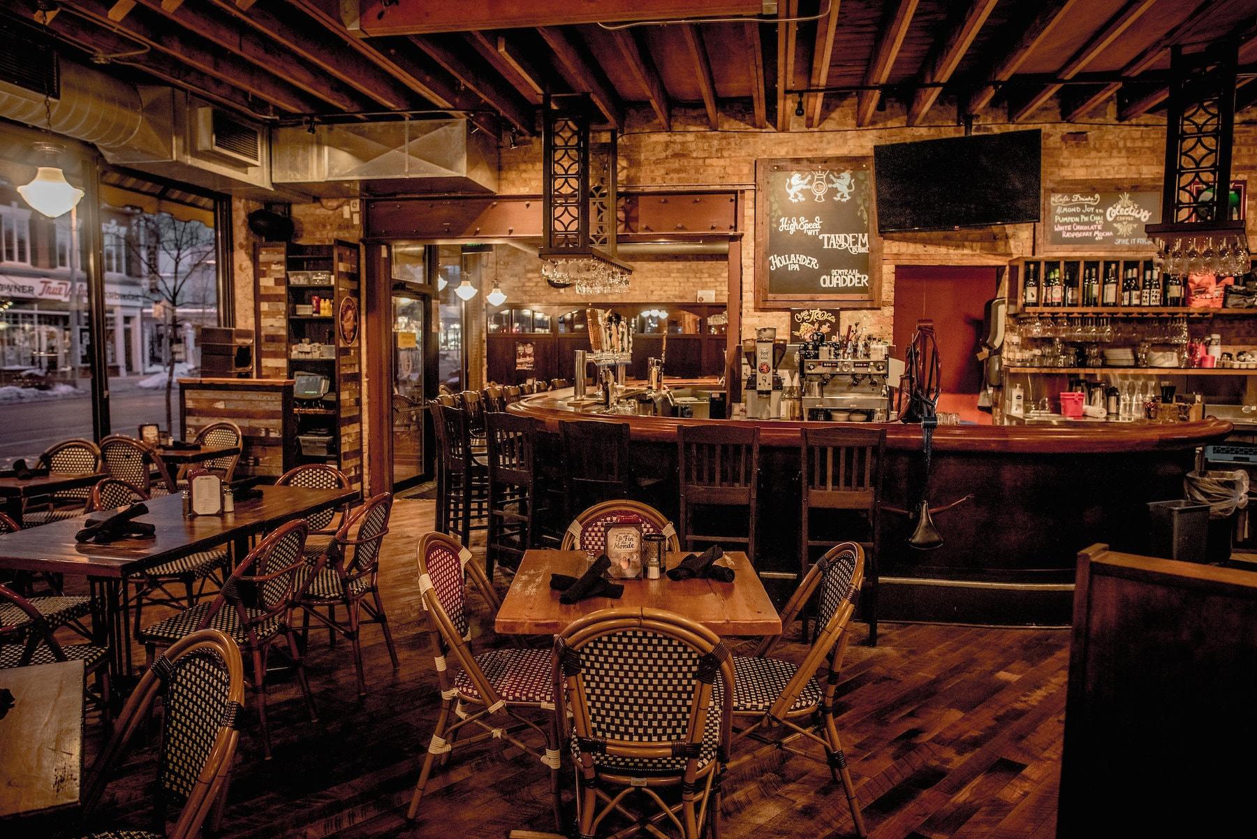 Cafe Hollander Downer Avenue | Courtesy of Lowlands Group