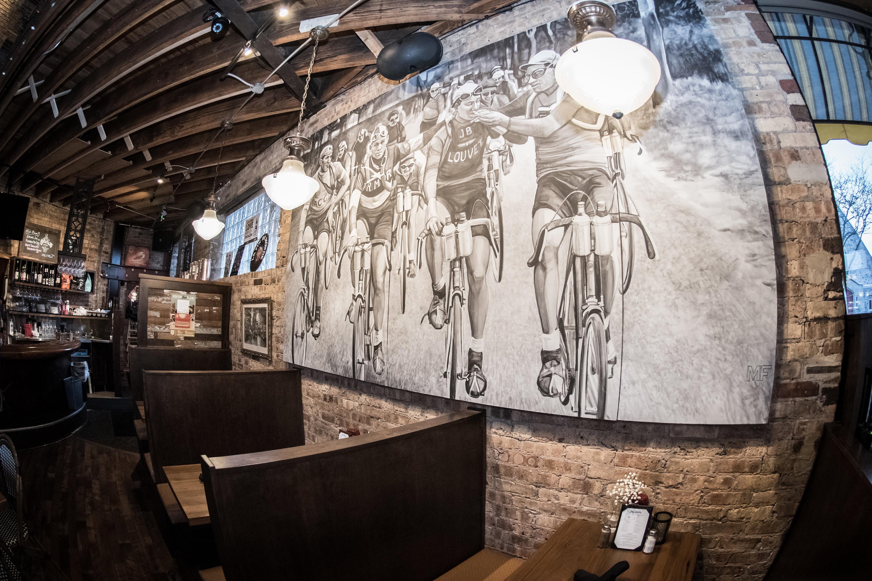 Cafe Hollander Milwaukee | Courtesy of Lowlands Group
