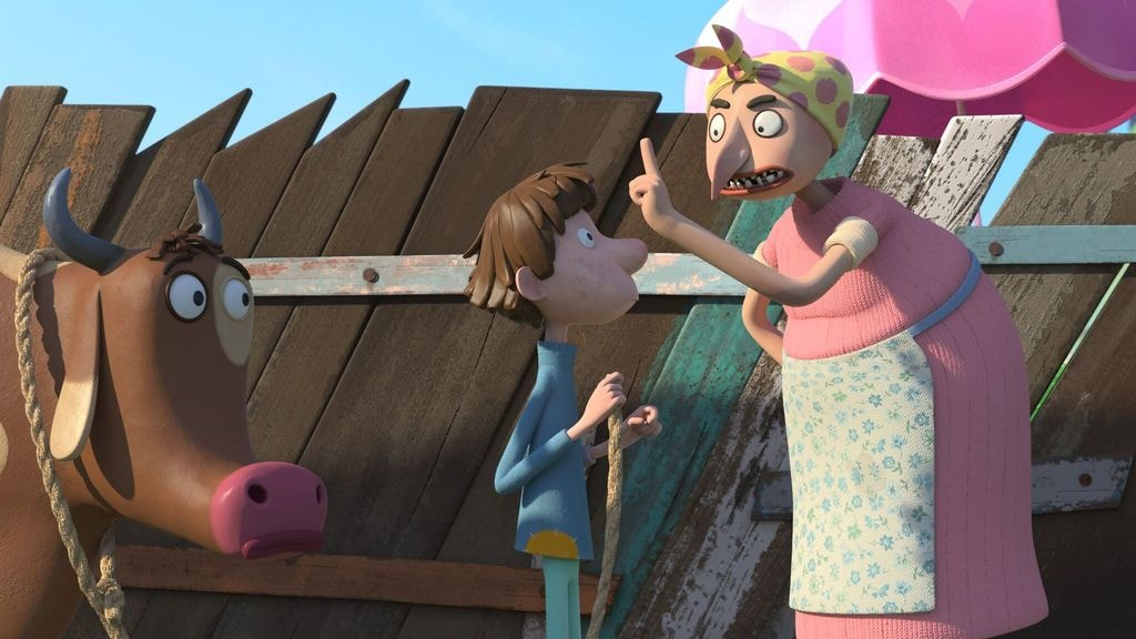 Jack and his mother in Revolting Rhymes - 2_preview