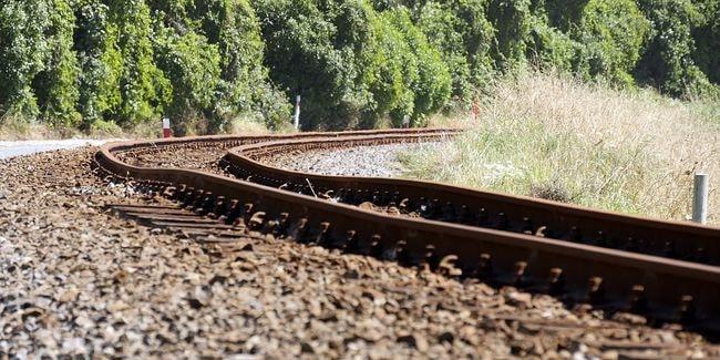 Kaikoura Bent Railway