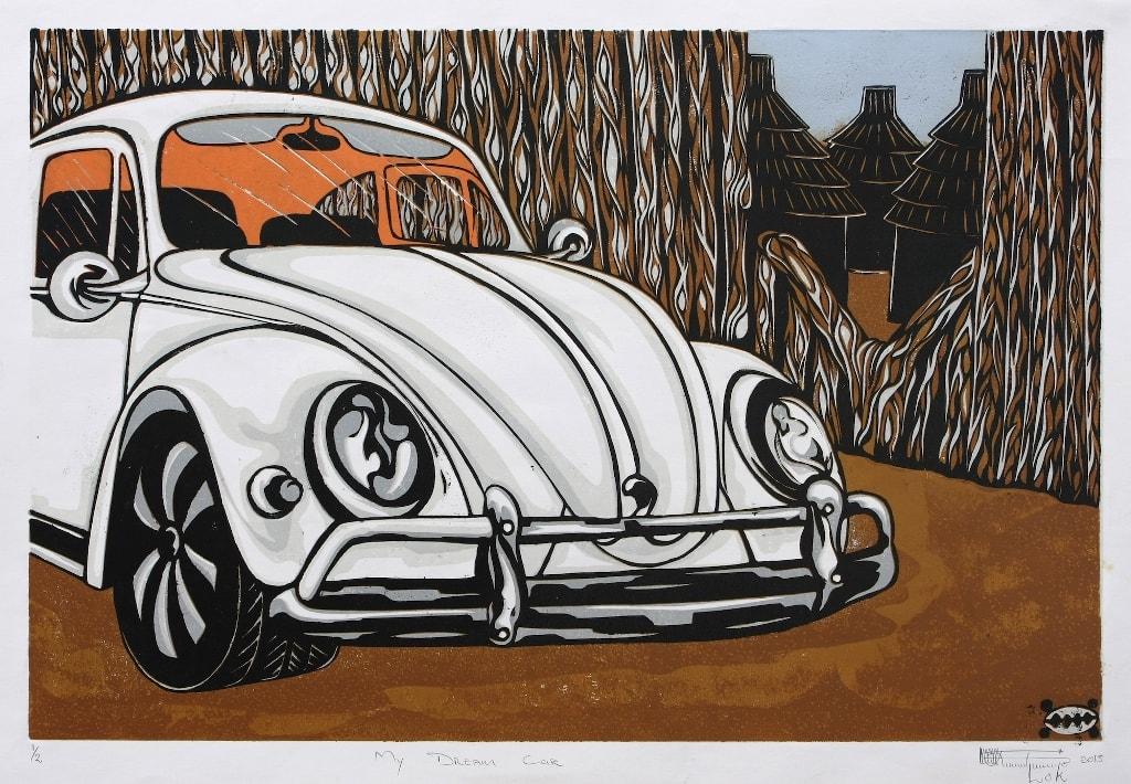 Kandjengo Lok 'My Dream Car'