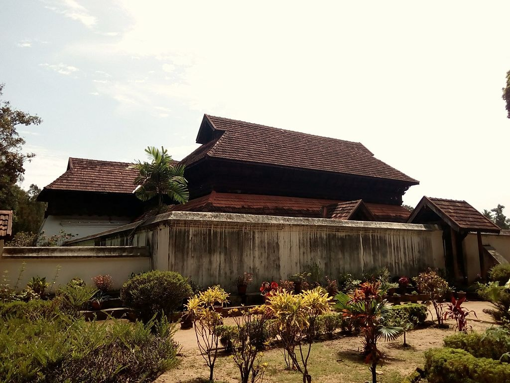Krishnapuram Palace Akhilan WikiCommons