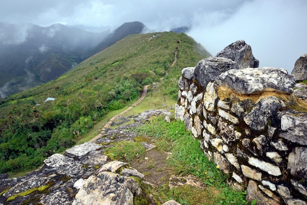 Kuelap ruins | © BrunoLocatelli/WikiCommons