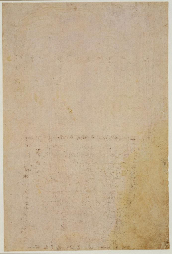 Leonardo da Vinci, Studies of hands for the 'Adoration of the Magi' (sheet 1), c.1481   Royal Collection Trust / © Her Majesty Queen Elizabeth II 2018