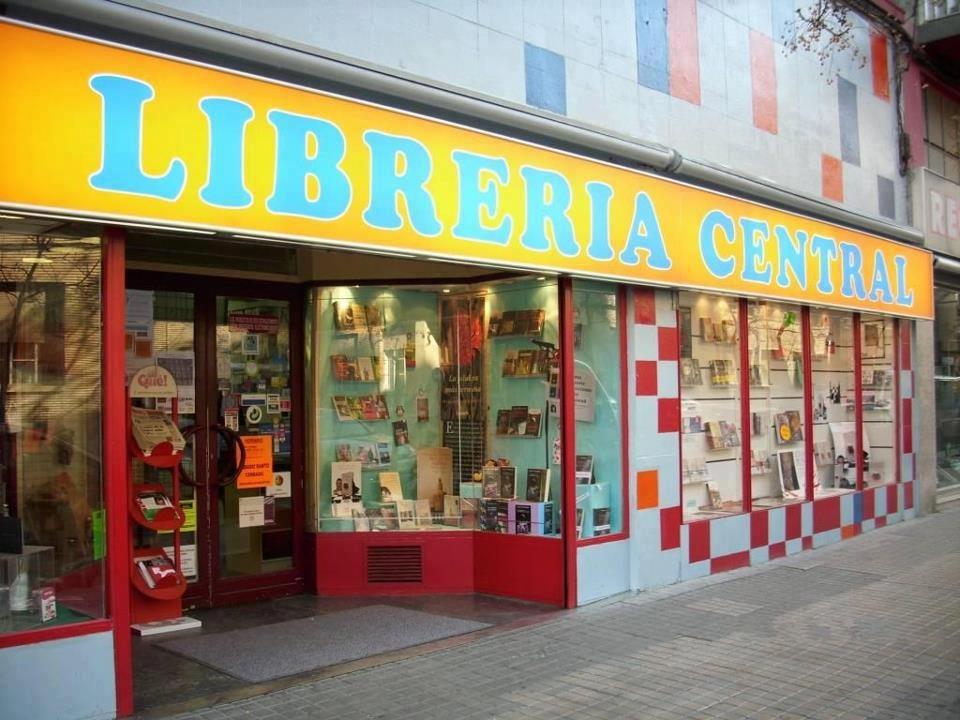 Libreria Central de Zaragoza