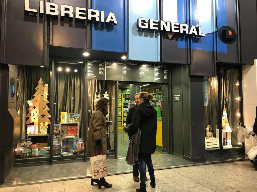 Librería General Zaragoza