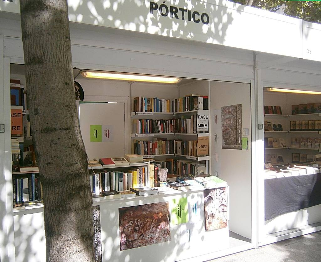 Librería Pórtico, Zaragoza