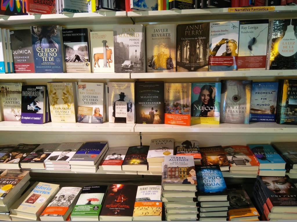 Librería Siglo XXI