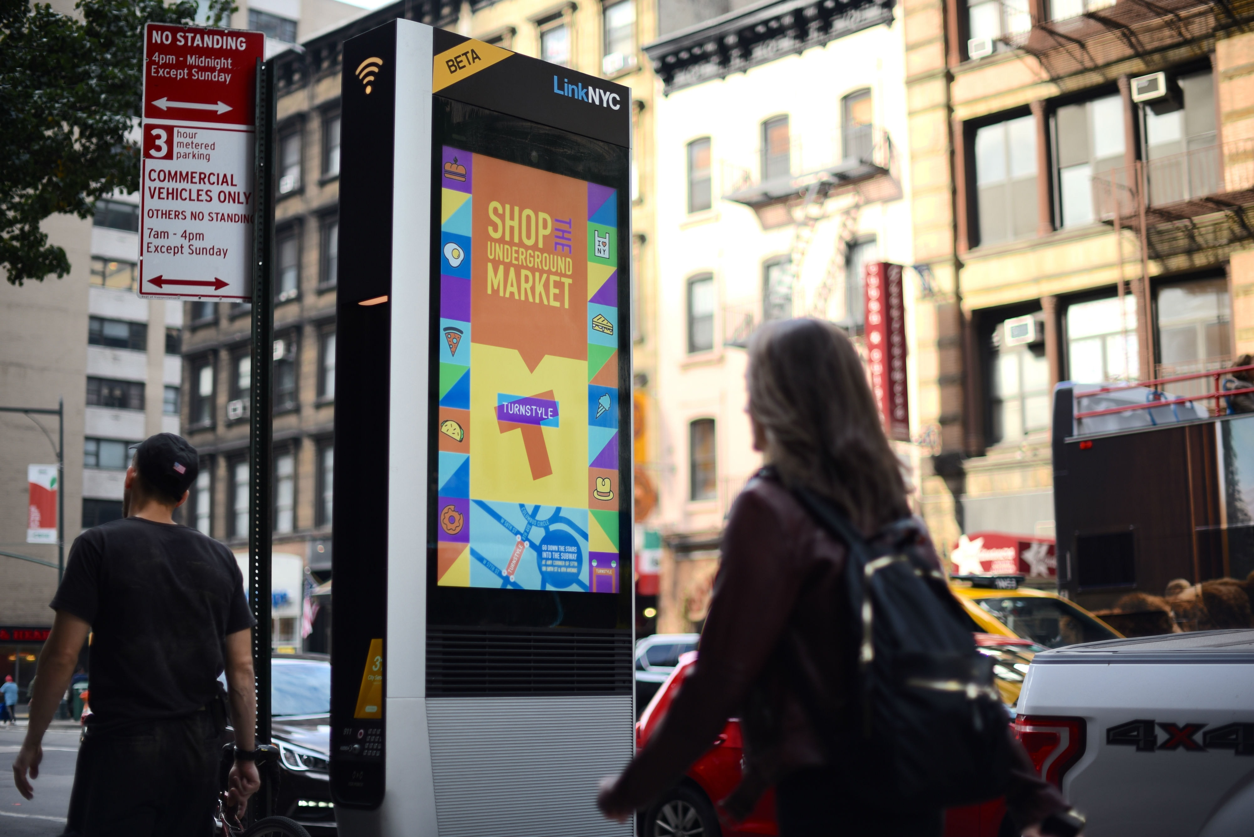 The Free Wi-Fi Payphone Replacements of New York City