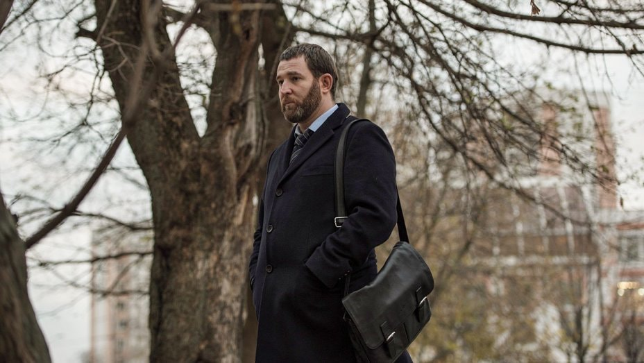 Aleksey Rozin as Boris, the father, in 'Loveless' | © Sony Pictures Classics