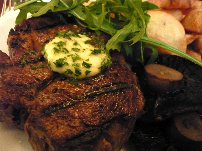 365.116: Steak at the Greys