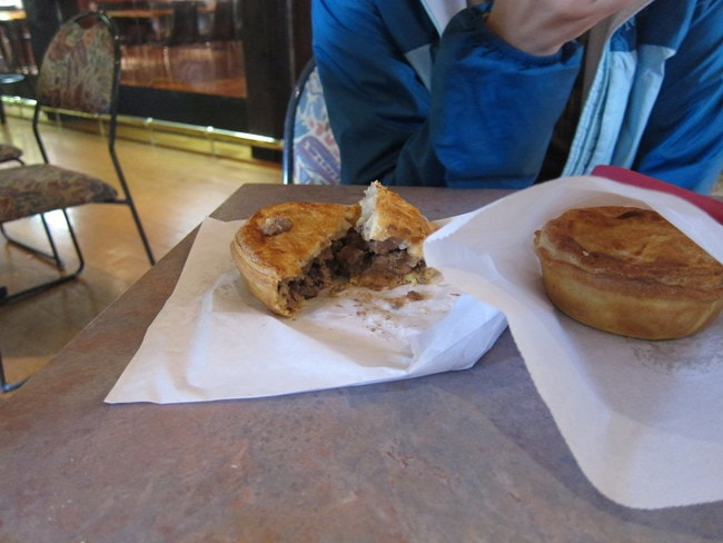 Lunchtime Pies