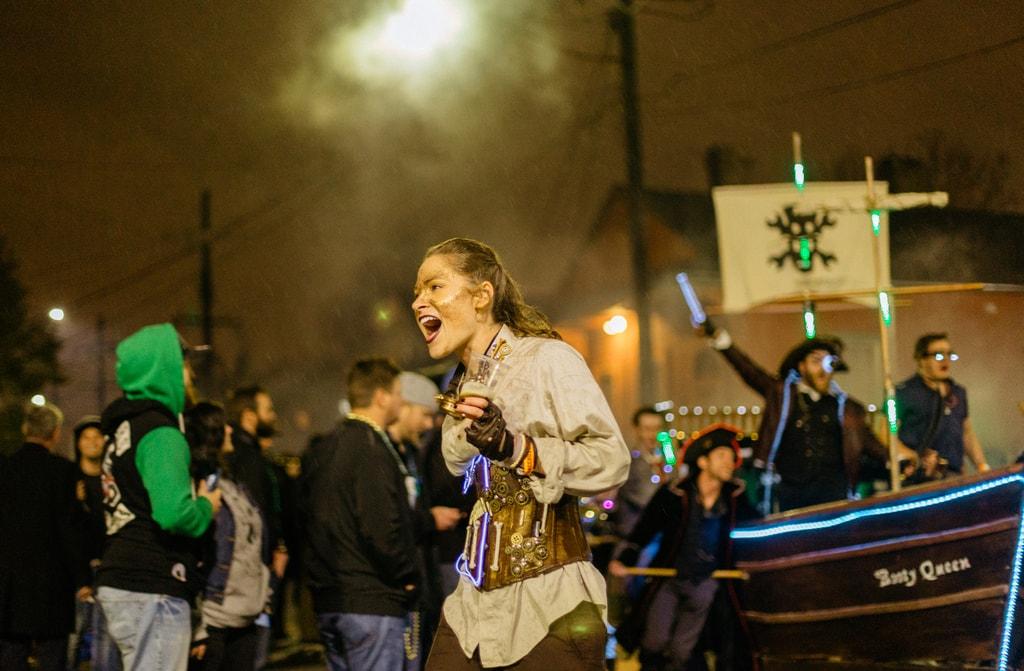 Krewe of Chewbacchus Mardi Gras Science Fiction Parade New Orleans Nicholas Martino Culture Trip