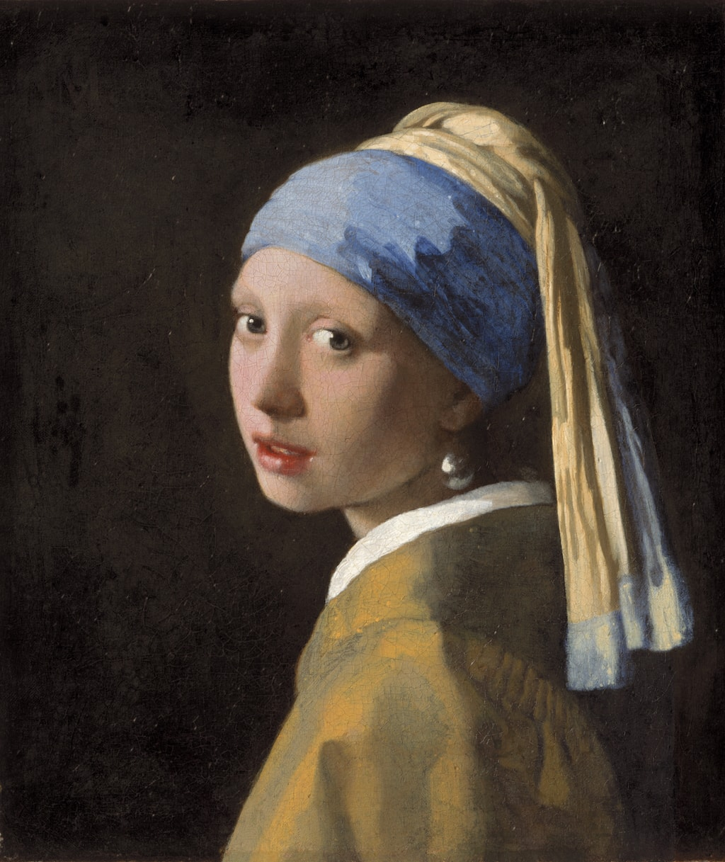 Johannes Vermeer, 'Girl with a Pearl Earring,' c. 1665 | © Mauritshuis, The Hague