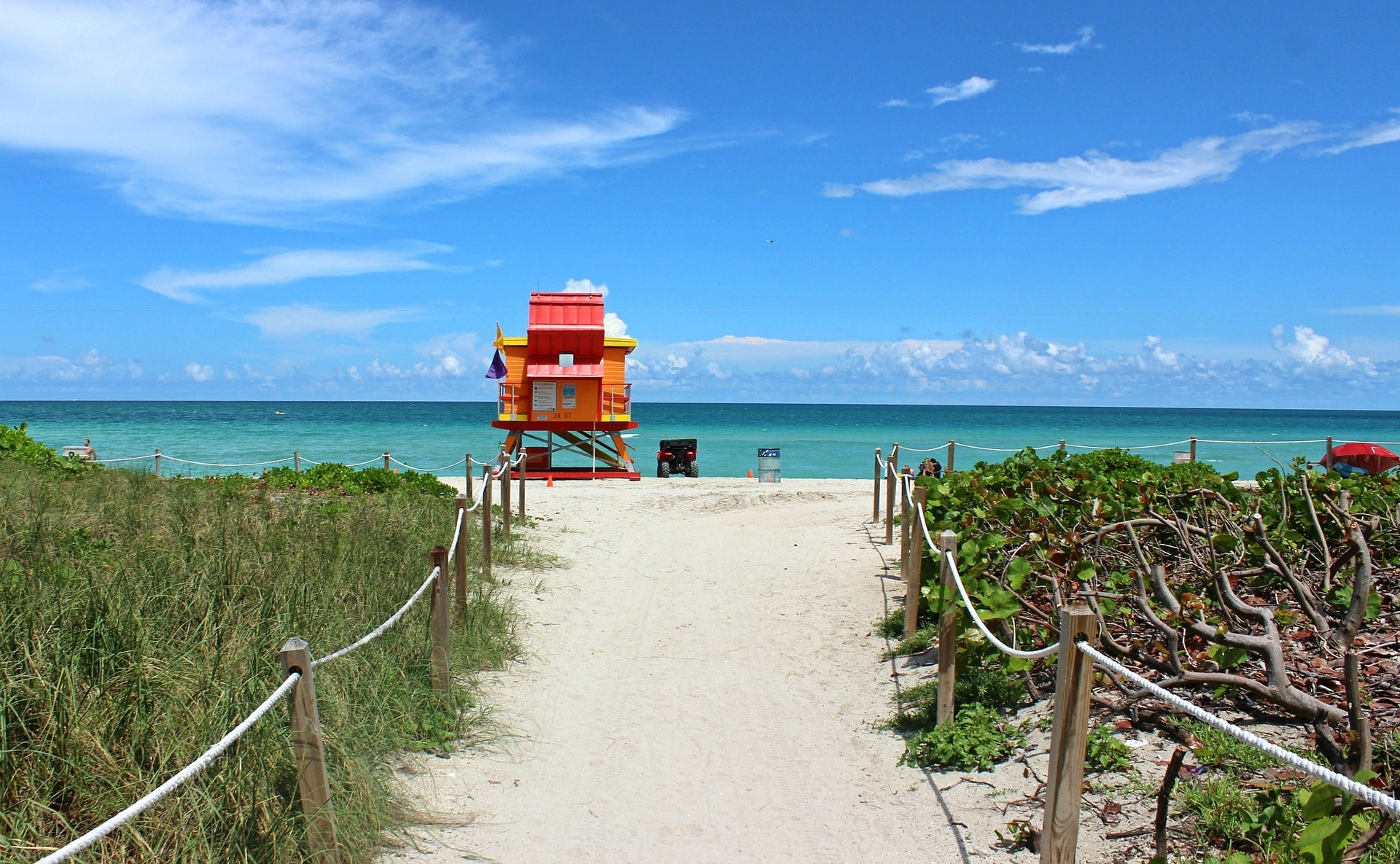 a walking guide to miami beach