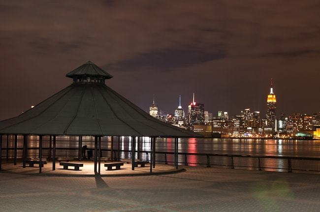 Midtown from Hoboken