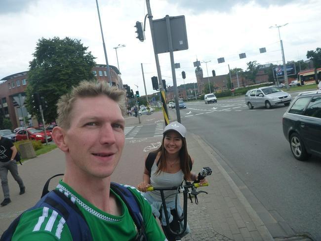 Mika on the Road and Jonny Blair