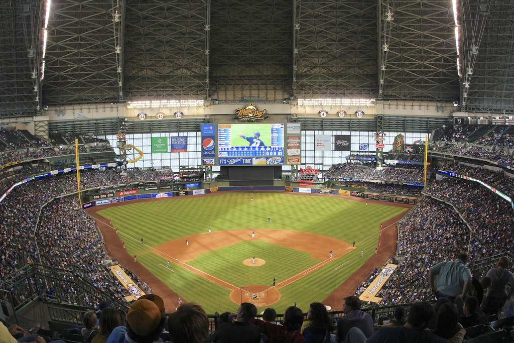 Miller Park | © David Fulmer/flickr
