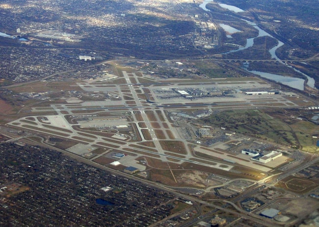 Minneapolis-St. Paul International Airport Ron Reiring
