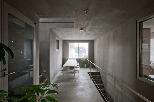 Modern room in Roppongi
