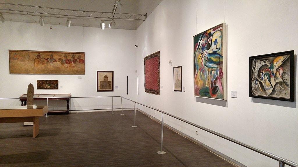 Museum of Fine arts Tbilisi