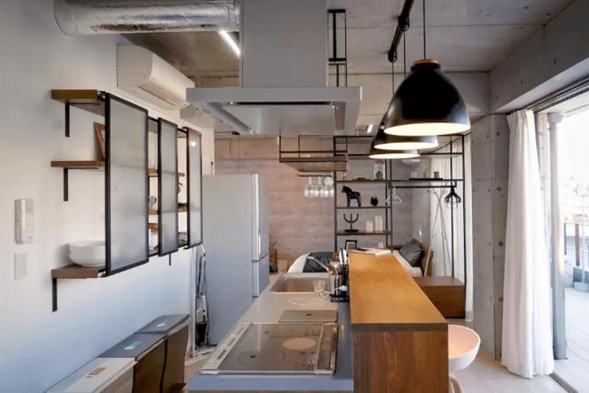 New! OMOTESANDO Stylish Studio :w Balcony –SHIBUYA