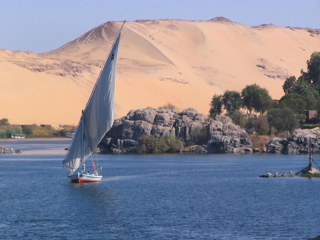Nile River - KHGraf pixabay