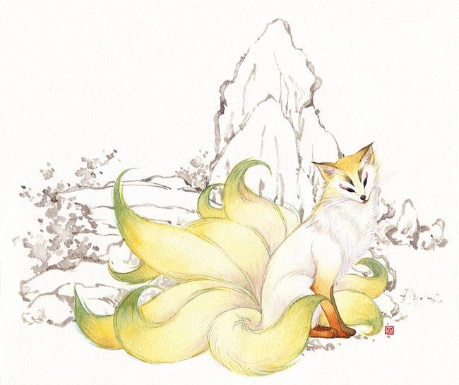 Nine-tailed_Fox