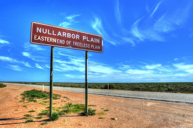 Nullarbor Plain | © Chris Fithall/Flickr
