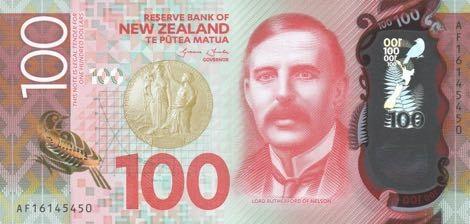 NZ $100 Note