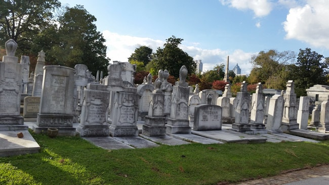 Oakland Cemetery 2