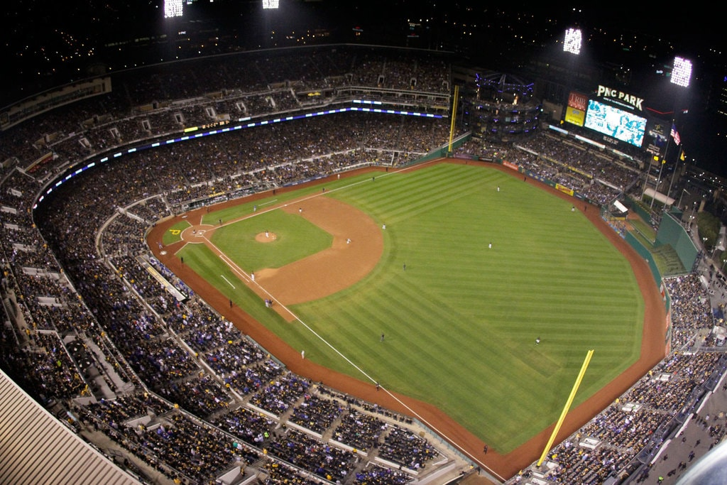 PNC Park   Courtesy of The Pittsburgh Pirates